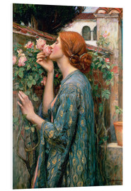 Forex  Seele der Rose - John William Waterhouse