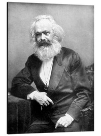 Alubild  Karl Marx - English Photographer