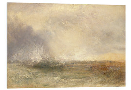 Forex  Stürmische See - Joseph Mallord William Turner