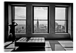 Acrylglasbild  New York - Top of the Rock - Thomas Splietker