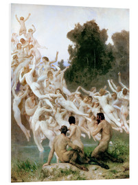 Forex  Die Oreaden - William Adolphe Bouguereau