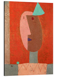 Alubild  Clown - Paul Klee