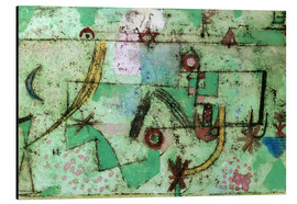 Paul Klee - In der Art von Bach