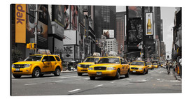 Alubild  New York's Taxis - Hannes Cmarits