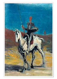 Poster Don Quijote