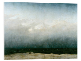 Forex  Mönch am Meer - Caspar David Friedrich