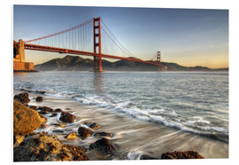 Forex  Blick zur Golden Gate Bridge - David Svilar