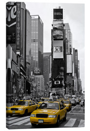 Leinwandbild  NEW YORK CITY Times Square - Melanie Viola