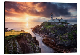 Alubild  Fanad Light - Michael Breitung