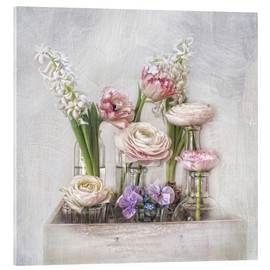 Acrylglas  all about spring - Lizzy Pe