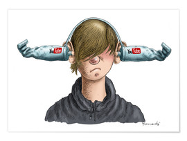 Marian Kamensky - You Tube Boy