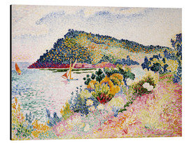 Alubild  Am Black Cape, Pramousquier Bay - Henri Edmond Cross