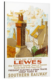Alubild  Come see and admire Lewes - Gregory Brown