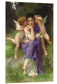Forex  Frühlingsmelodie - William Adolphe Bouguereau