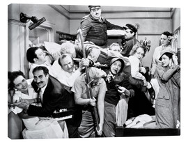Leinwandbild  The Marx Brothers, 1935