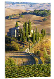 Forex  Belvedere-Haus in San Quirico - Terry Eggers