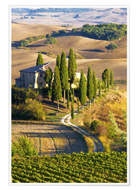 Terry Eggers - Belvedere-Haus in San Quirico