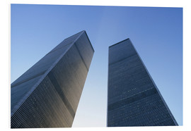 Forex  Twin Towers des World Trade Centre - Sue Cunningham