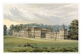 Premium-Poster Wentworth Woodhouse