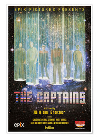 Premium-Poster  The Captains