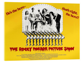 Acrylglas  The Rocky Horror Picture Show