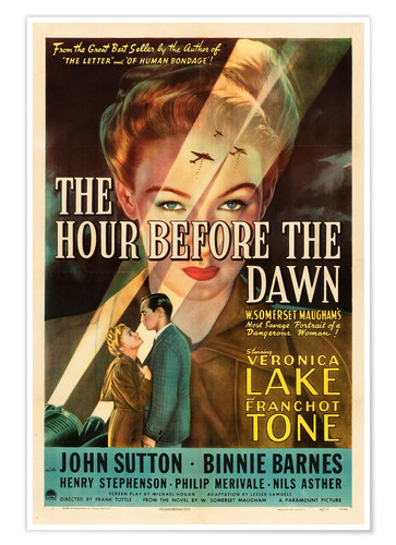 Premium-Poster The Hour Before the Dawn