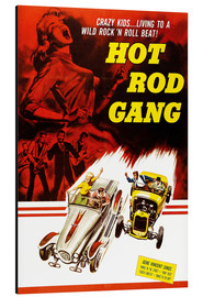 Alubild  Hot Rod Gang