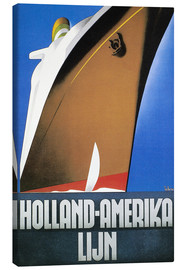 Leinwandbild  Holland-Amerika - Wim ten Broek
