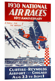 Acrylglasbild  Air Races