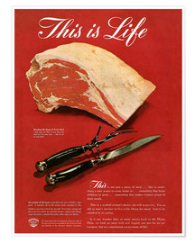 Premium-Poster  This is Life