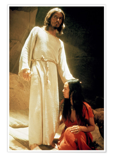 Premium-Poster Jesus Christ Superstar