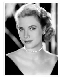 Premium-Poster  Grace Kelly, 1953