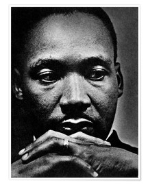 Premium-Poster  Martin Luther King Jr.