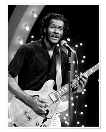 Premium-Poster Chuck Berry