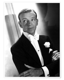 Premium-Poster Fred Astaire