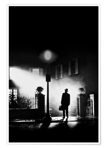 Premium-Poster THE EXORCIST