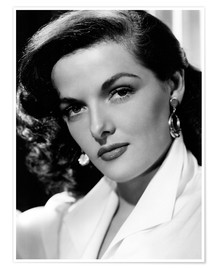 Premium-Poster Jane Russell