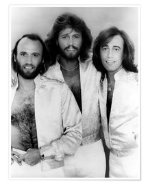 Premium-Poster The Bee Gees