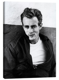 Leinwandbild  James Dean