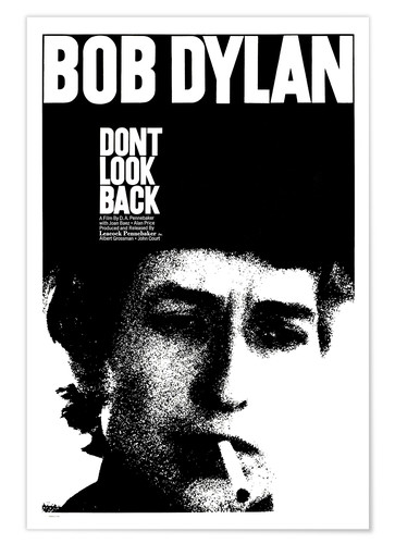 Premium-Poster Dont Look Back