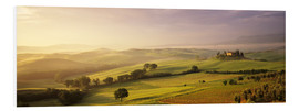 Forex  Val d'Orcia bei Sonnenaufgang - Markus Lange