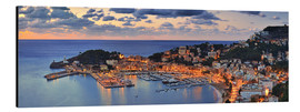 Fine Art Images - Panorama Port d Soller Mallorca