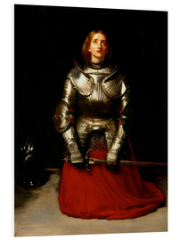 Forex  Jeanne d´Arc - Sir John Everett Millais
