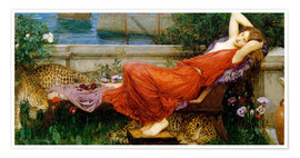 Premium-Poster  Ariadne - John William Waterhouse