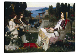 Alubild  Saint Cecilia - John William Waterhouse