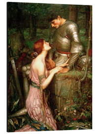 Alubild  Lamia - John William Waterhouse