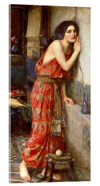 Acrylglasbild  Thisbe - John William Waterhouse
