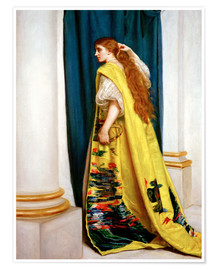 Poster  Esther - Sir John Everett Millais