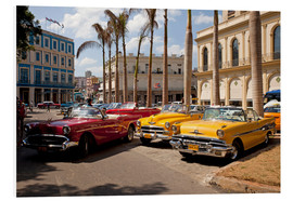 Forex  Oldtimer in Havanna, Kuba - Peter Schickert