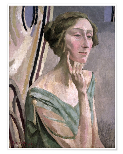 Premium-Poster Edith Sitwell